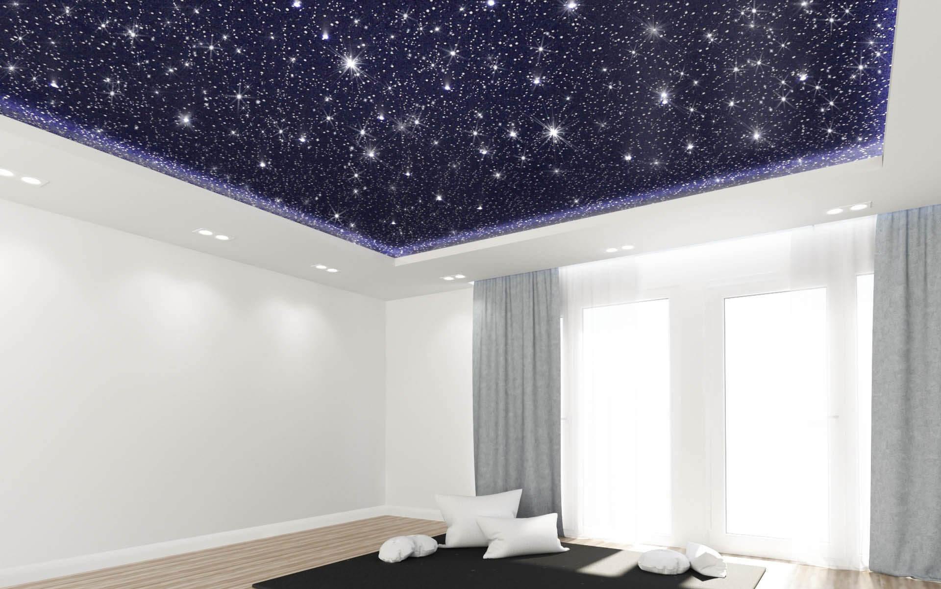 Звездное небо картинки на потолок